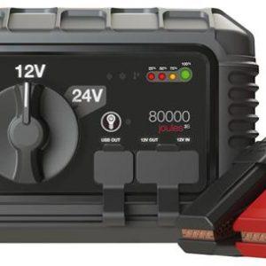 STARTBOOSTER NOCO GB500 12/24 20.000AMP