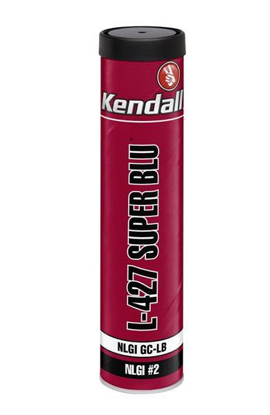 Smörjfett Kendall L-427 Super Blu patroner