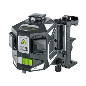 X3-Laser Pro Multilinjelaser