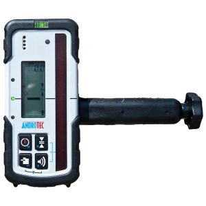MTR-125RF Lasermottagare  med mm visning