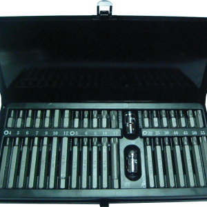 Auto Bitssats 10 mm - 40 delar