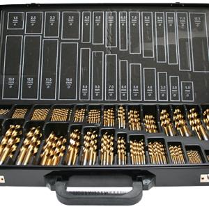 Borrväska 1-13mm HSS-G TIN 220-delars