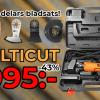 Multimaskin 16-delars paket