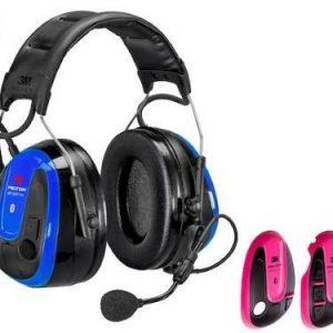 Hörselkåpa hjässbygel Peltor WS ALERT XPI app