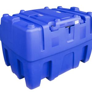 Pickuptank Plast - Adblue® 442 L 24V inkl. flödesm