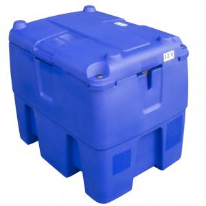 Skyddslock för Pickuptank Plast - Adblue