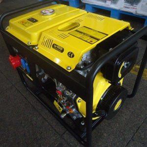Dieselelverk SWE-PRO 6500 El-start 1&3 fas