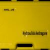 Hydraulisk avdragare 20 Ton 2 & 3 armad