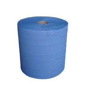 TorkpapperIndu Wipe Soft 2-lgr 500ark/rl