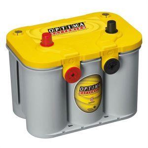 Batteri Optima Yellowtop Start/förbruk 50ah 12V