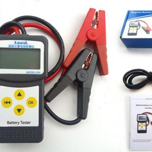 Batteritestare 200 amp 12 volt