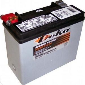 Batteri AGM Start Deka ETX20L 12V