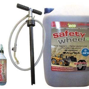 Punkteringskyddsvätska Safety wheel 2 - 25L/dunk