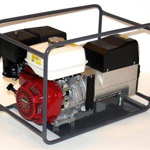 Bensinelverk KVM H6510 1/3-fas