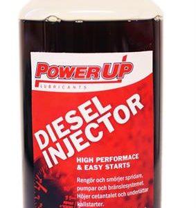 Drivmedeltillsats Dieselinjector 1 liter flaska