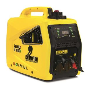 CHAMPION 2000w Inverterelverk Dual Fuel